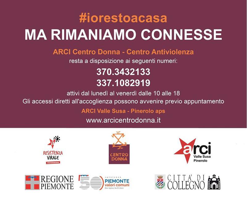 #iorestoacasa, MA RIMANIAMO CONNESSE